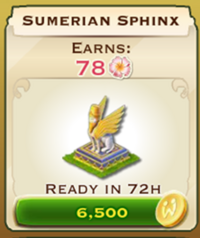 Sumerian Sphinx