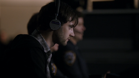 POI 0505 Ethan Garvin with ShotSeeker Headphones