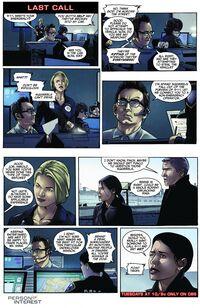 Comic 3x15 - LastCall