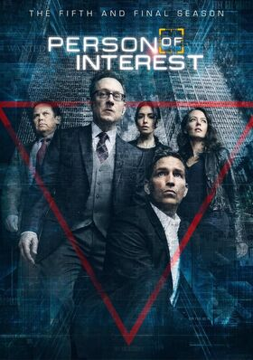 POI - Season 5 Official Poster
