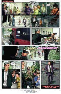 4x03 - Wingman Comic