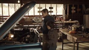 3x12 - Lassiter Finch's garage