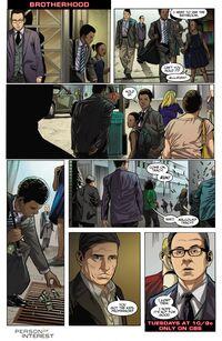 4x04 - Brotherhood Comic