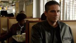 1x09 - Reese eavesdrop