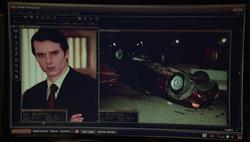 1x10 - Jamie car crash