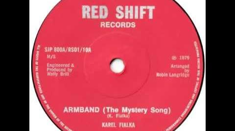 "Karel Fialka - Armband (The Mystery Song) (7"")"