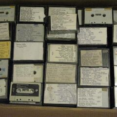 Tapes in the Box