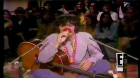 Donovan sings