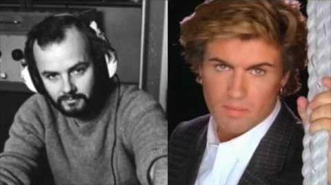 John Peel plays Wham!'s 'Young Guns (Go For It)'