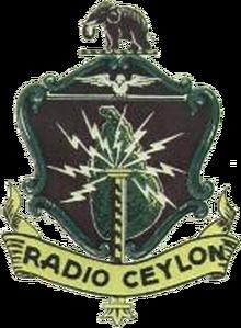 Historical Radio Ceylon-Logo