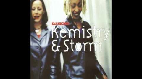 Kemistry & Storm DJ Kicks Drum & Bass Mix (1999)