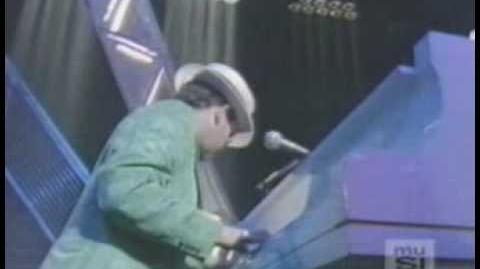 Elton John-I gues that's why they call it the blues