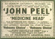 Peel presents Medicine Head