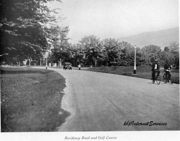 File:Residency Road, George Town, Penang (old).jpg