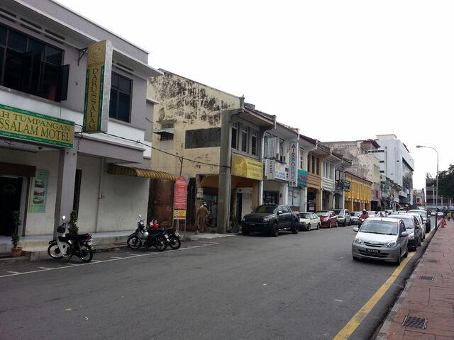 File:Dickens Street, George Town, Penang.jpg