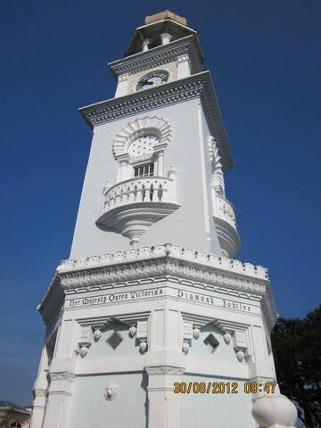 File:Penang Jubilee Clock Tower, George Town.jpg