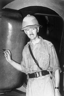 Lieutenant General Arthur Percival