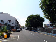 Claimant Place, George Town, Penang