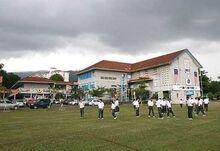Methodist Boys School, George Town, Penang
