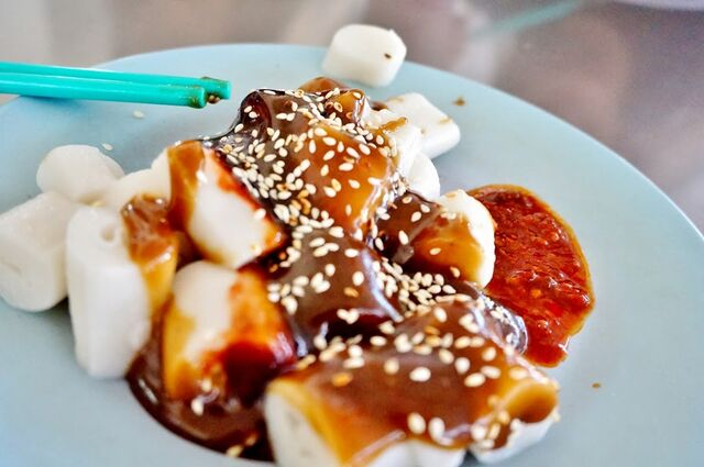 File:Chee cheong fun, Green Lane, George Town, Penang.jpg