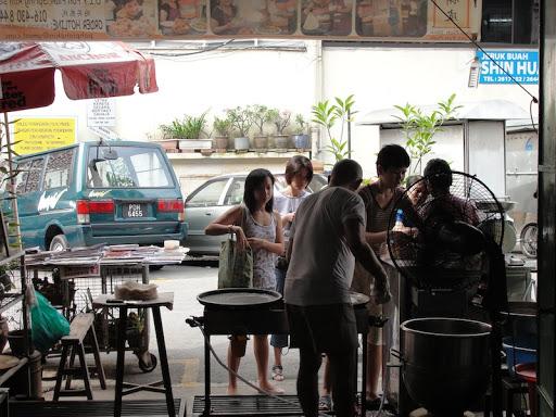File:Uncle Lim Popiah, Chowrasta Road, George Town, Penang.JPG
