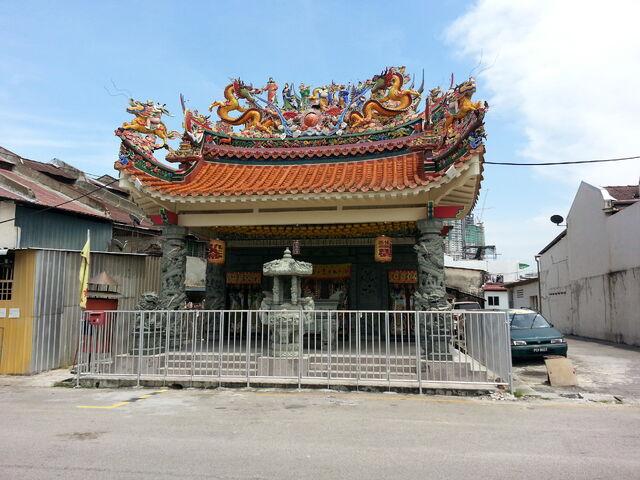 File:Tow Moo Keong Temple, Noordin Street, George Town, Penang.jpg