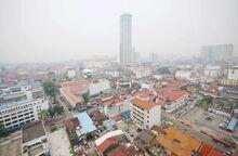 Penang haze