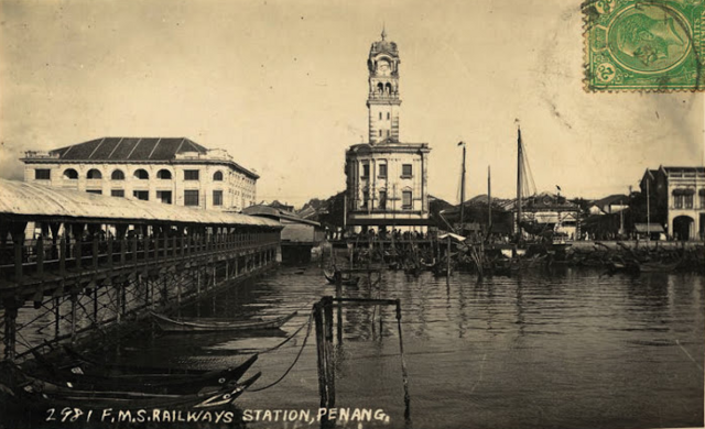 File:Malayan Railway Building, George Town, Penang (1930s).PNG