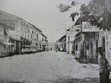Beach street (old2), George Town, Penang