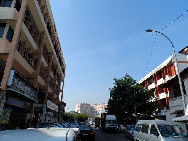 File:Kajang Road, George Town, Penang.JPG