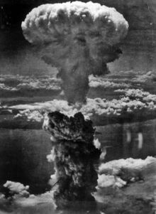Nagasaki atomic bombing