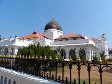 Kapitan Keling Mosque, Pitt Street, George Town, Penang