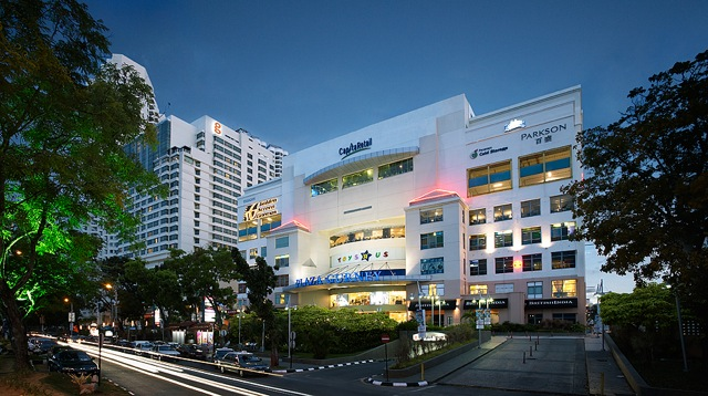 File:Gurney Plaza (night), George Town, Penang.jpg