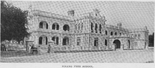 File:Old Penang Free School, Farquhar Street, George Town.jpg