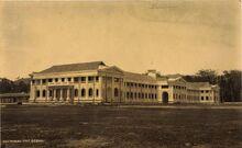 Penang Free School, George Town, Penang (1930s)
