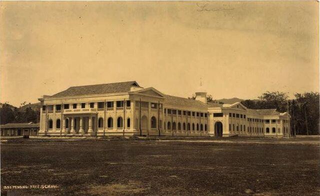 File:Penang Free School, George Town, Penang (1930s).JPG