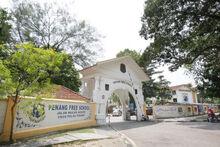 Penang Free School, George Town, Penang