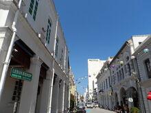 Bishop Street, George Town, Penang