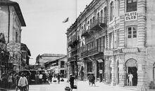 Logan Building, Beach Street, George Town, Penang (1890)