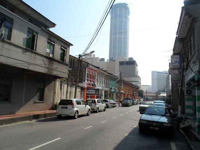 File:Trang Road, George Town, Penang.JPG