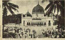 Kapitan Keling Mosque, George Town, Penang (1900s)