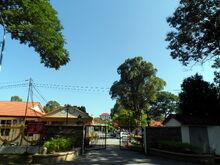 Seri Mutiara rear entrance, York Road, George Town, Penang