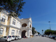 Town Hall, George Town, Penang