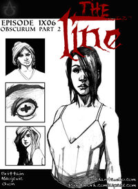 TheLine 1x06 cover