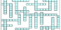 Crossword Puzzle 3