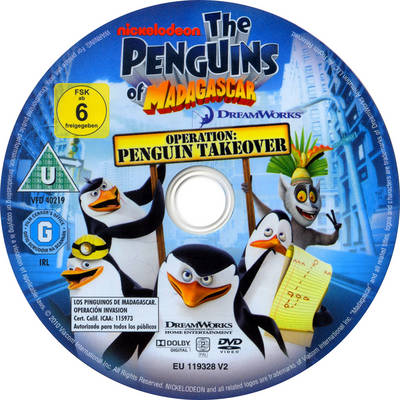The Penguins of Madagascar - Operation: Get Ducky (Video ...