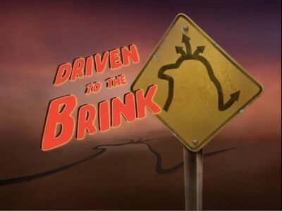 Driven to the Brink-Title