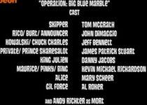 Operation big blue marble cast