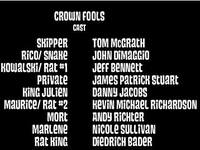 Crown Fools Cast