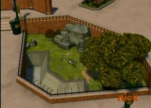 Baboon Habitat 001